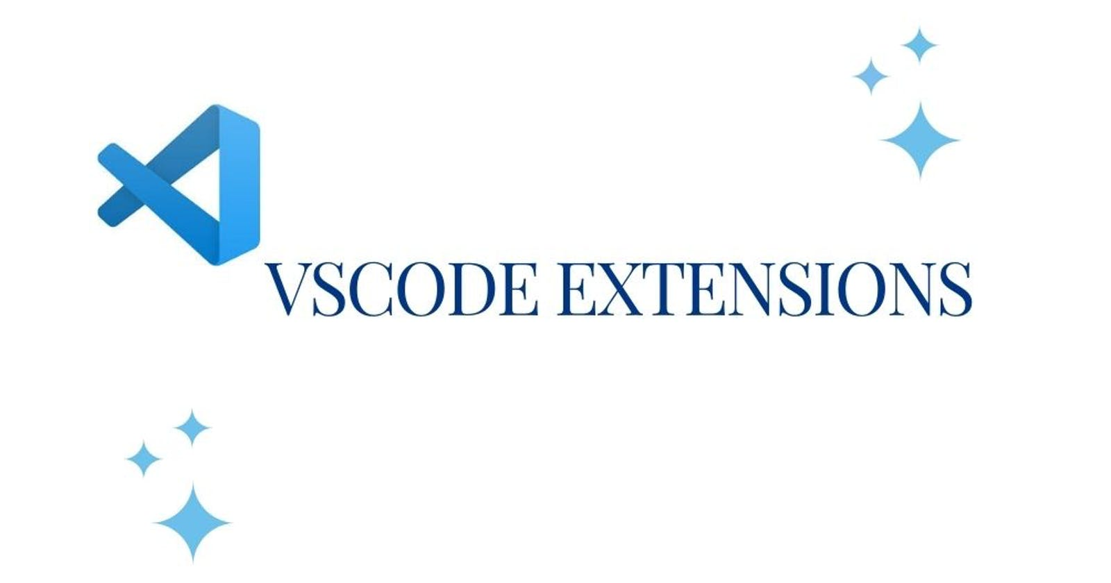 Cool Vscode Extensions for Developers