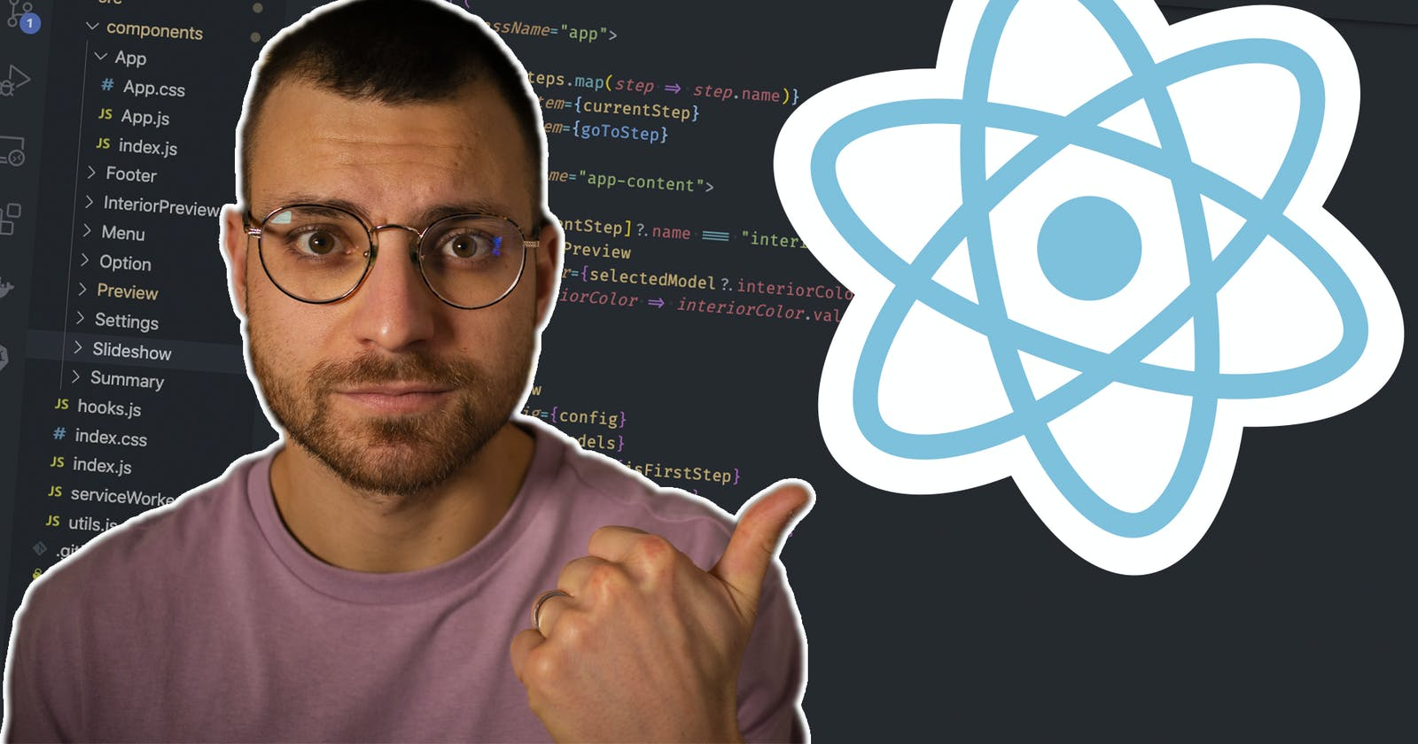 The BEST WAY to get started with React FOR BEGINNERS [2021]