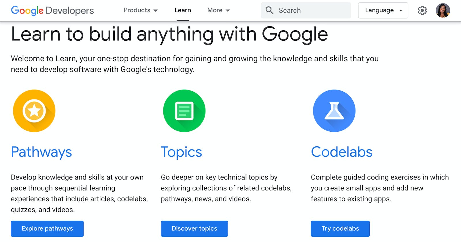Awesome Way Developers Can Gain Google Technology Skill