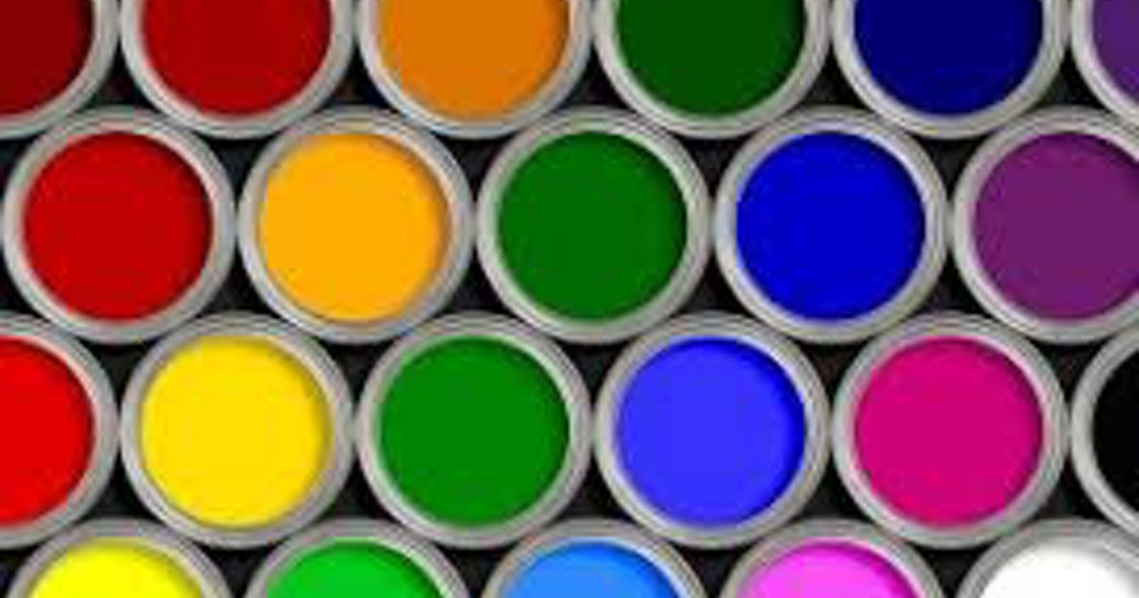 Colour Psychology and it's Effect