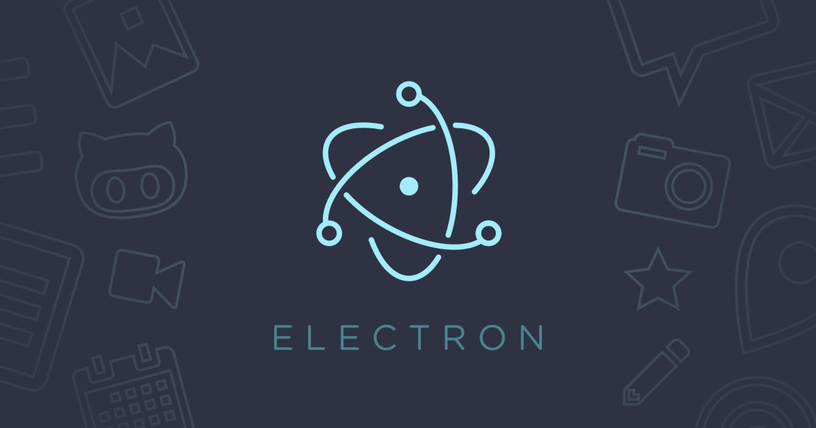 Making your first Desktop Application with Electron
