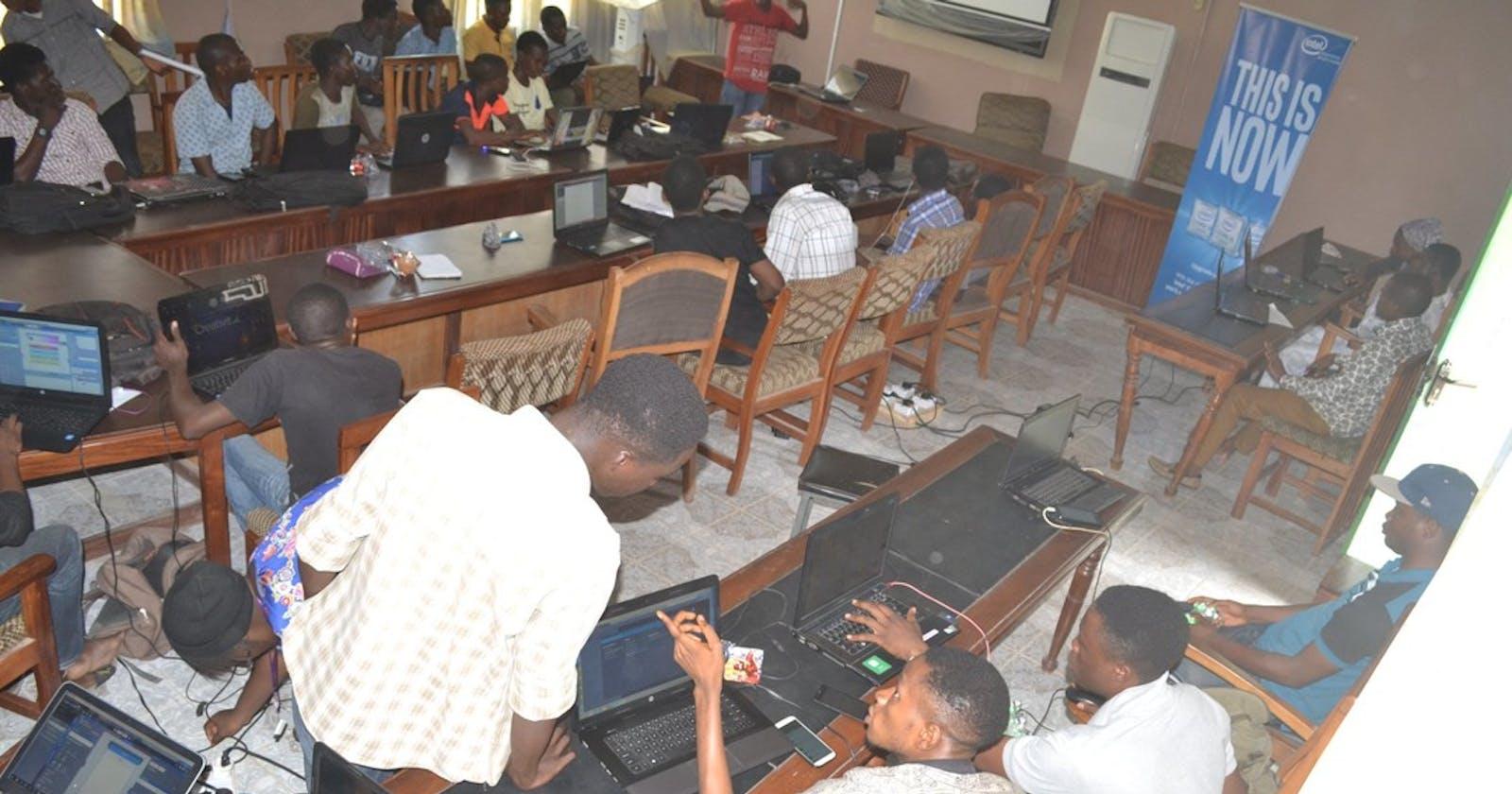 Technical Evangelism: The Journey So Far With Intel Hub FUTA