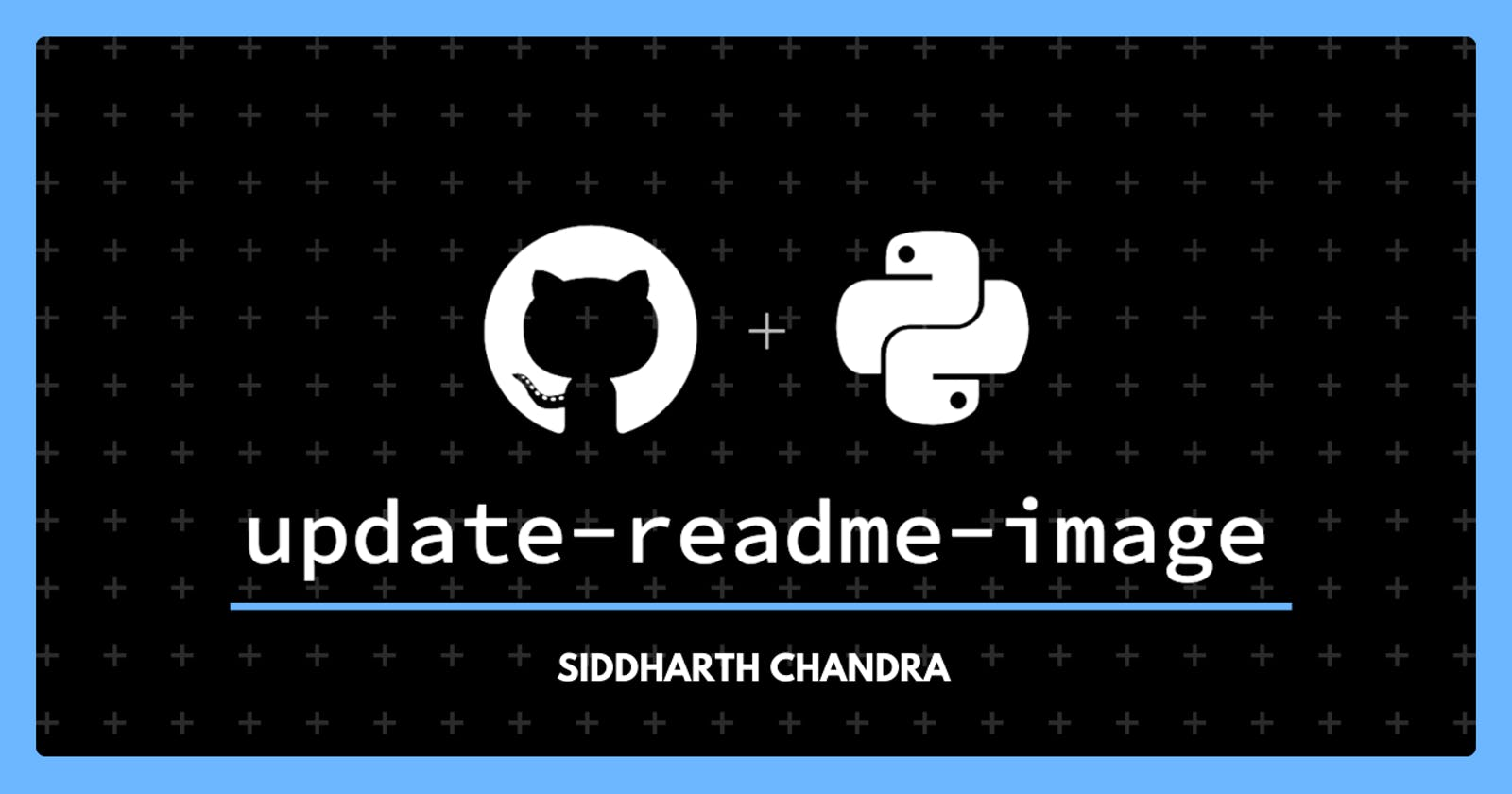 Update Image - README, See random image on your GitHub Profile README