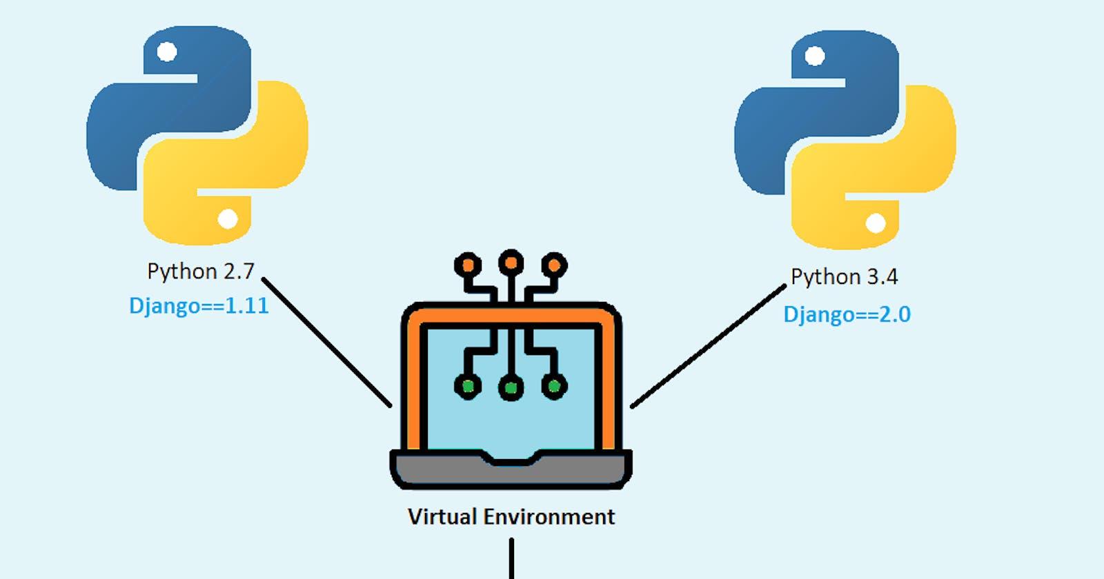 Creating a Virtual Environment in Python (Ubuntu)