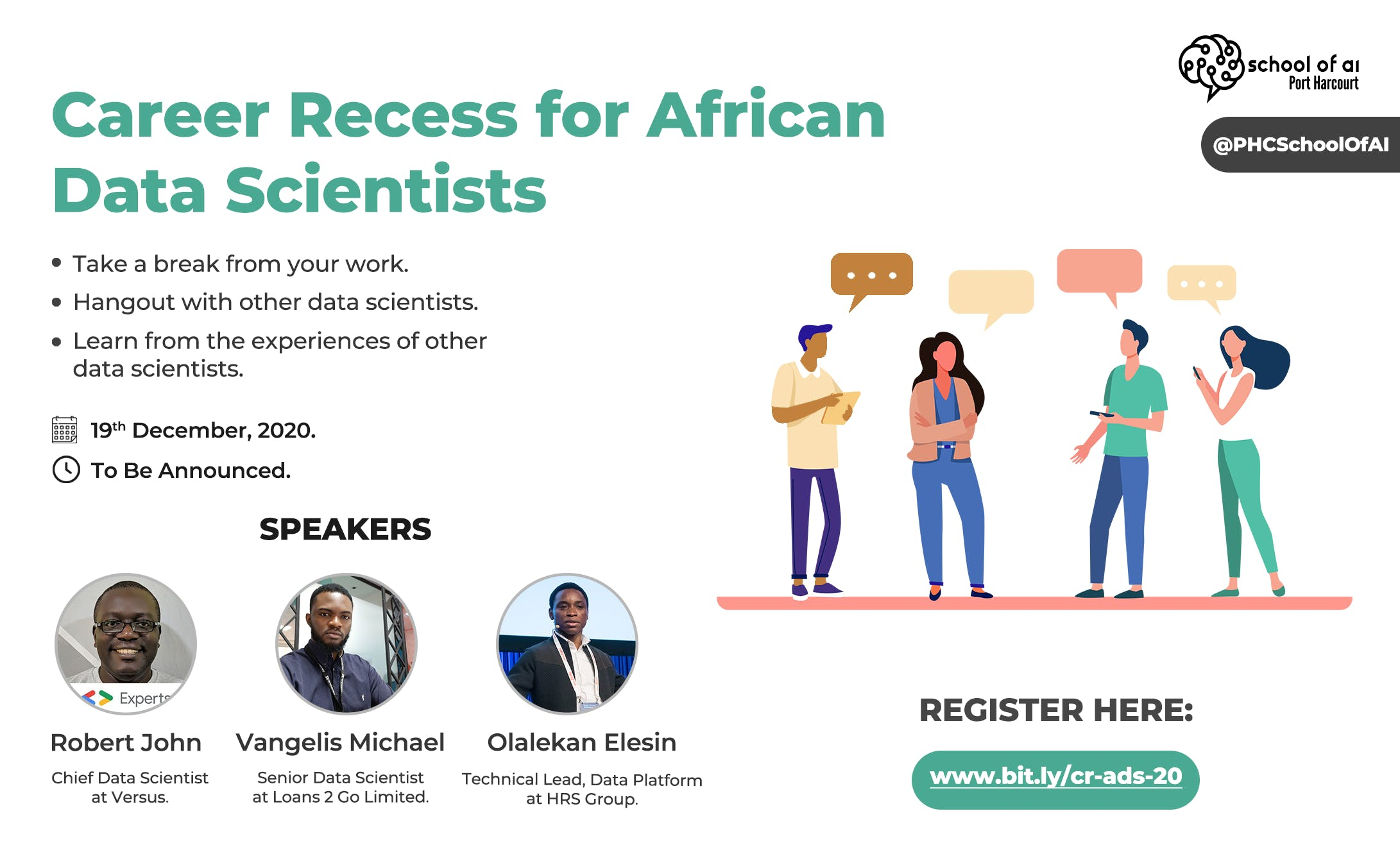 Career Recess for African Data Scientist