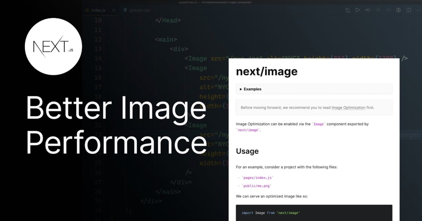 Next.js 10 Image Component - A First Look