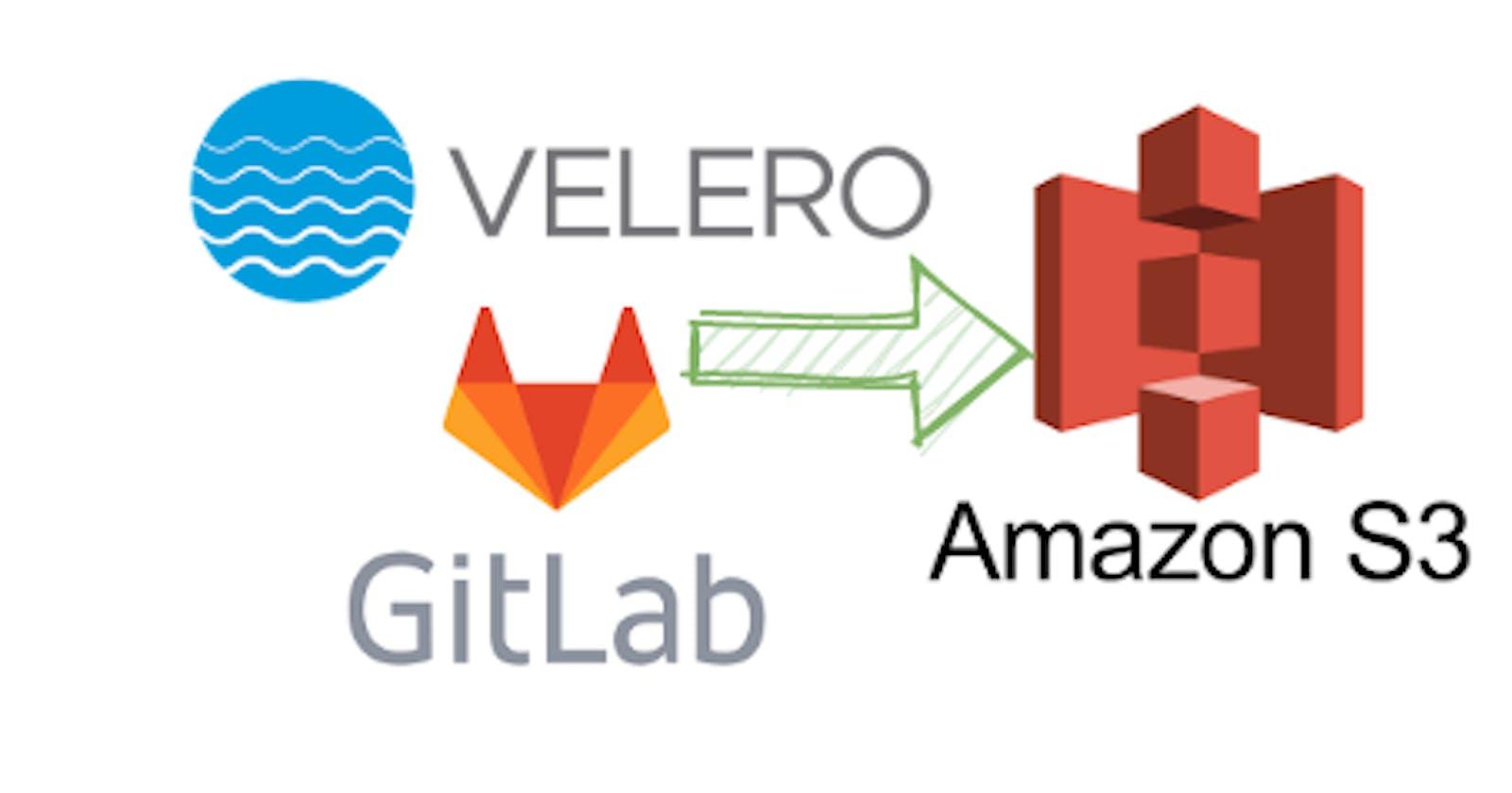 Backup GitLab to AWS S3 Bucket