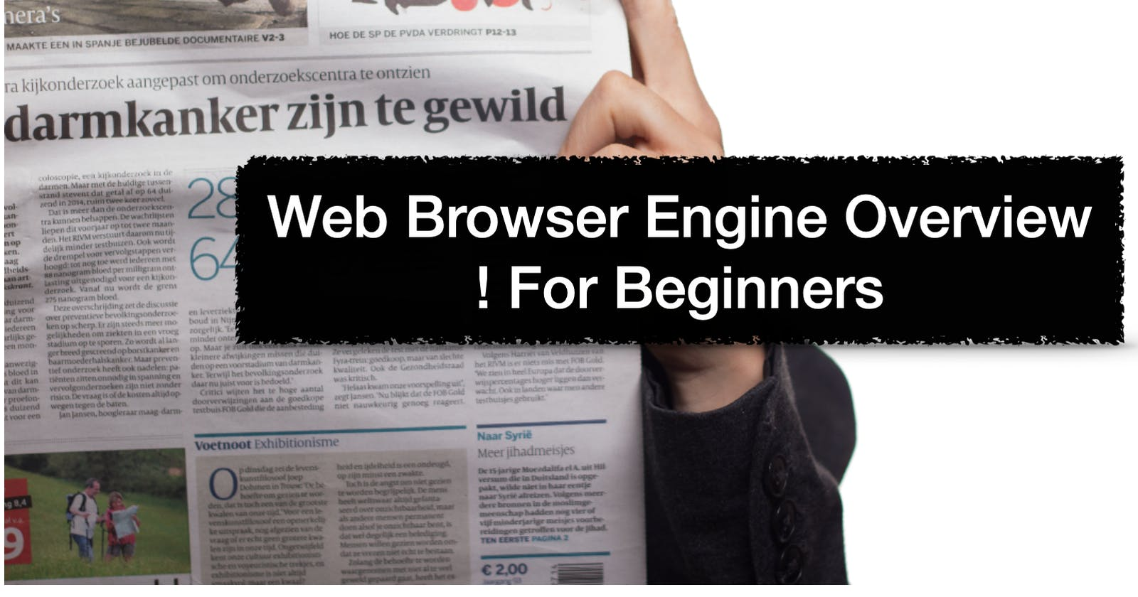 Web Browser Engine Overview : For Beginners