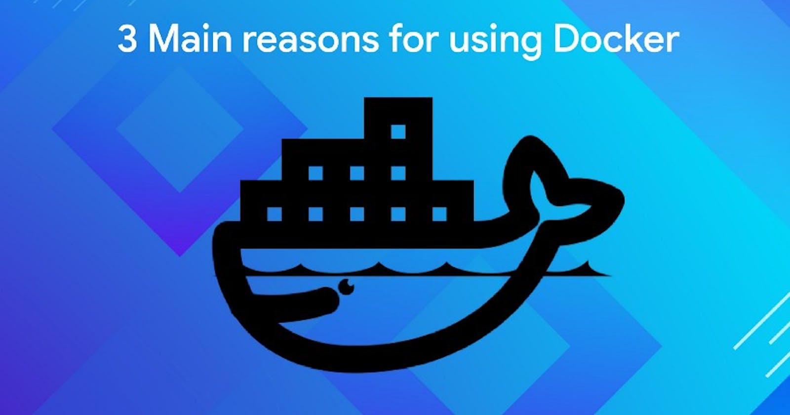 Problems that Docker Solved!!!