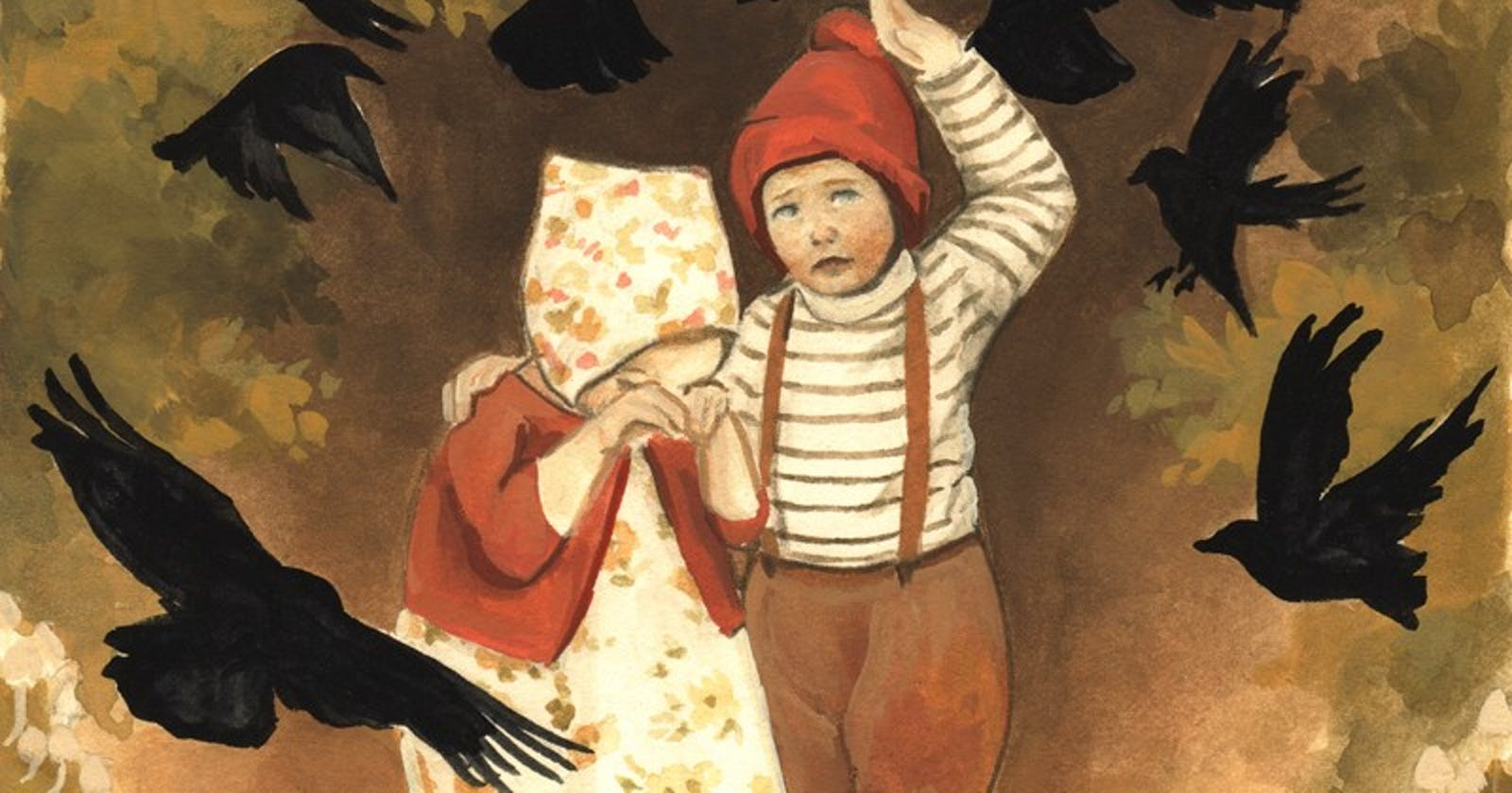 Child Online Safety Based On Lessons from Hansel & Gretel