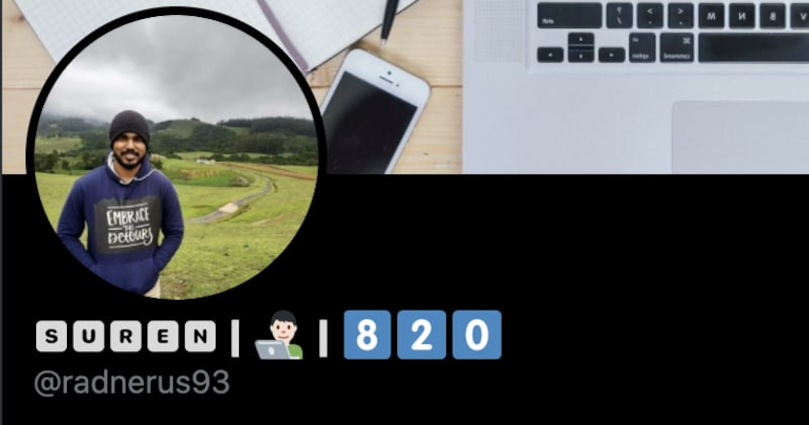 Twitter API is 🔥 - Followers Count