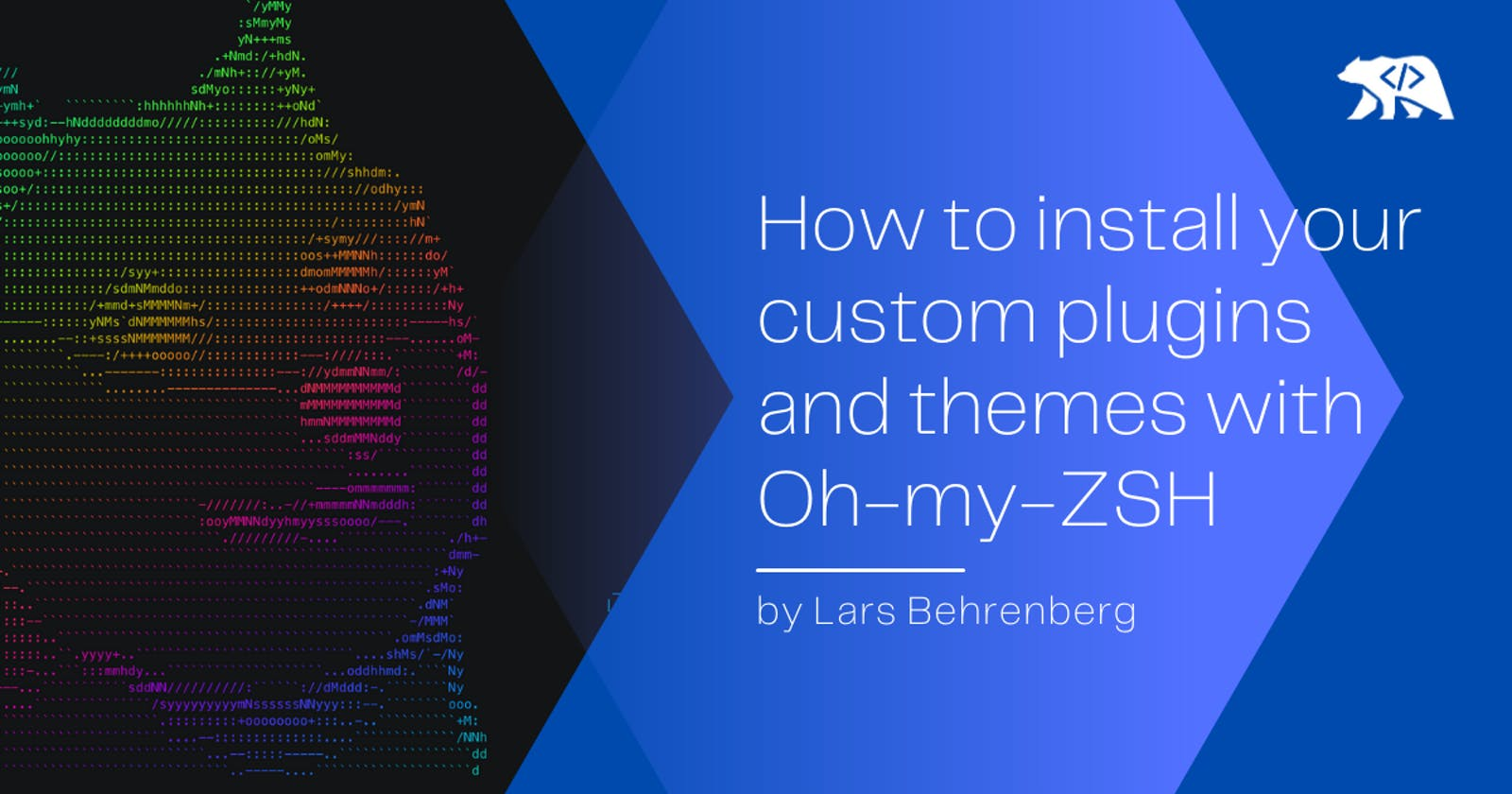 How to install custom plugins and themes with Oh-My-ZSH