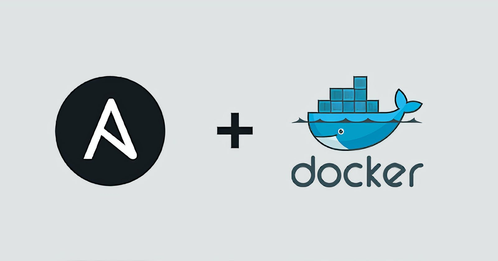 Ansible and Docker...  Hosting Website on Docker Container using Ansible