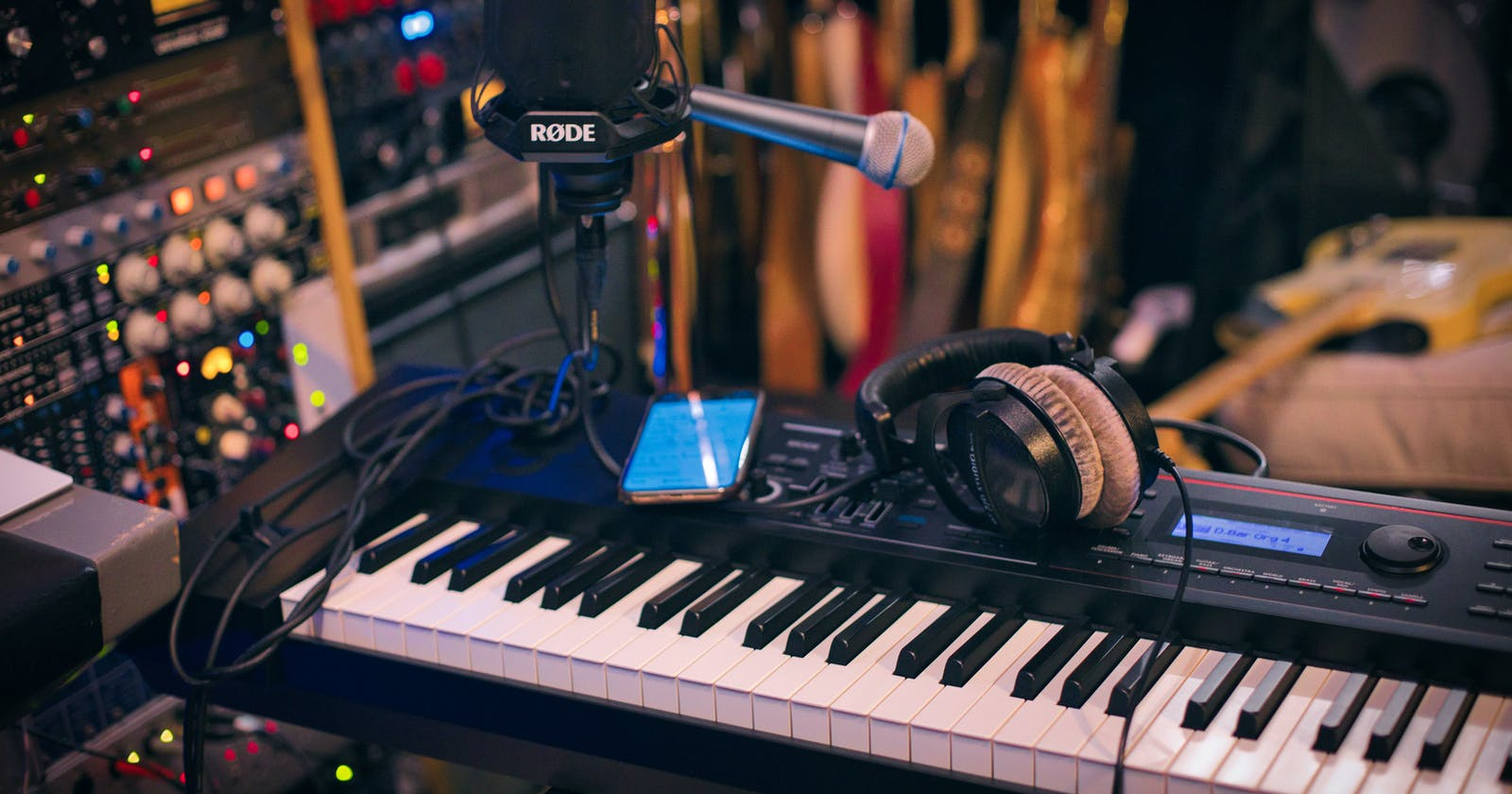 The Art of Music Production Week 2: Writing and Recording with Identity, Vision, and Intention
