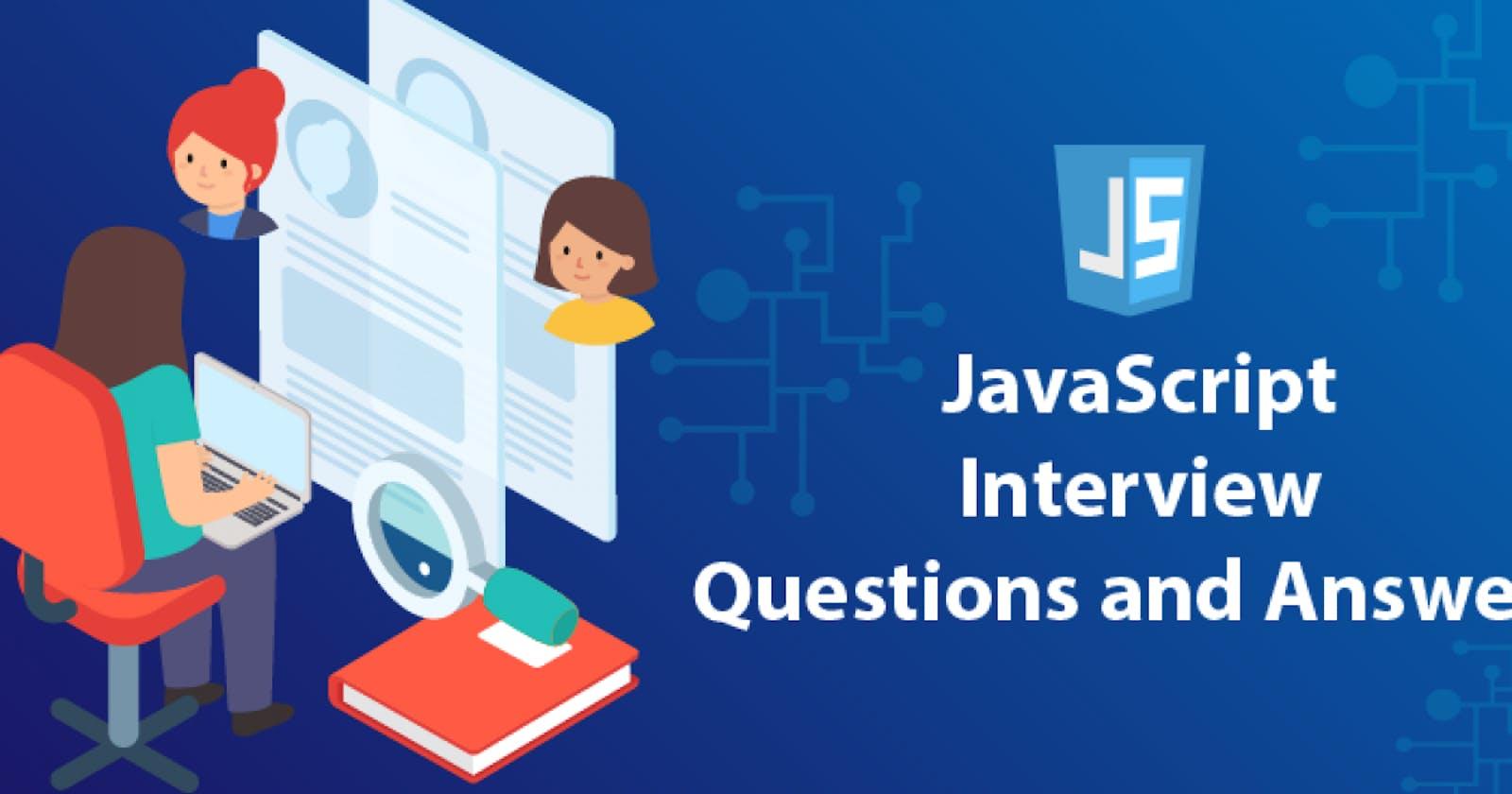 Interview JS Part 5 - Map, Reduce, Filter
