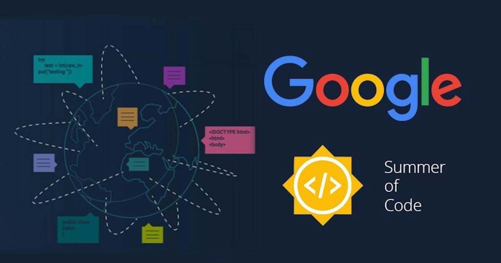 Finding an organization for google summer of code