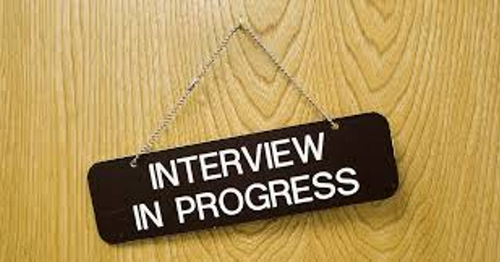 INTERVIEW TIPS FOR  DEVELOPERS  PART 1.