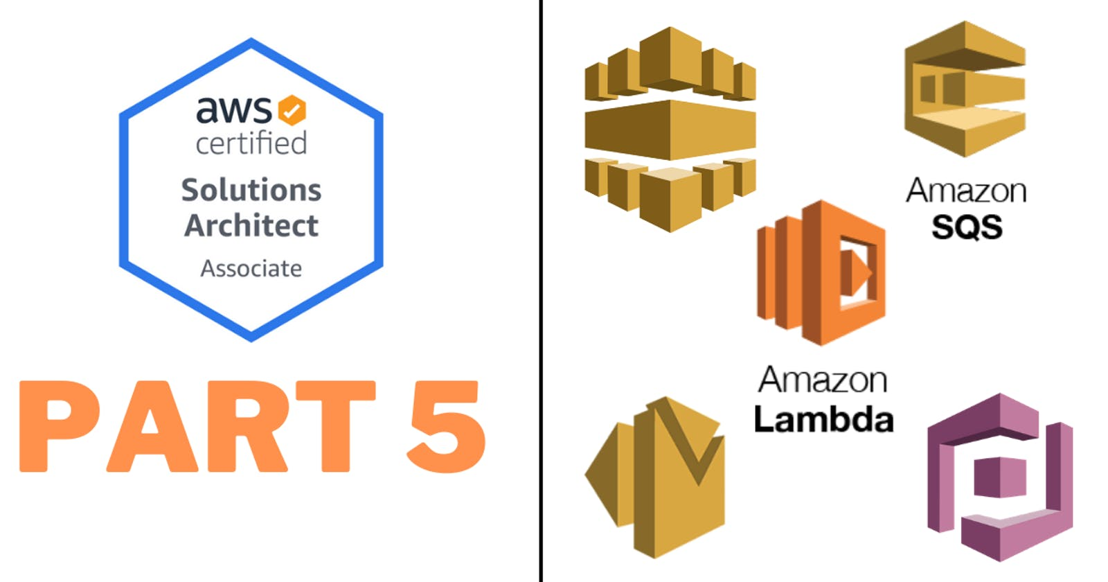 AWS Application Services and Serverless Notes
