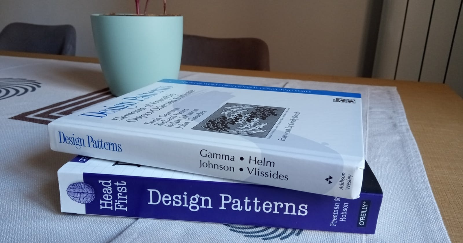 Are design patterns still relevant?