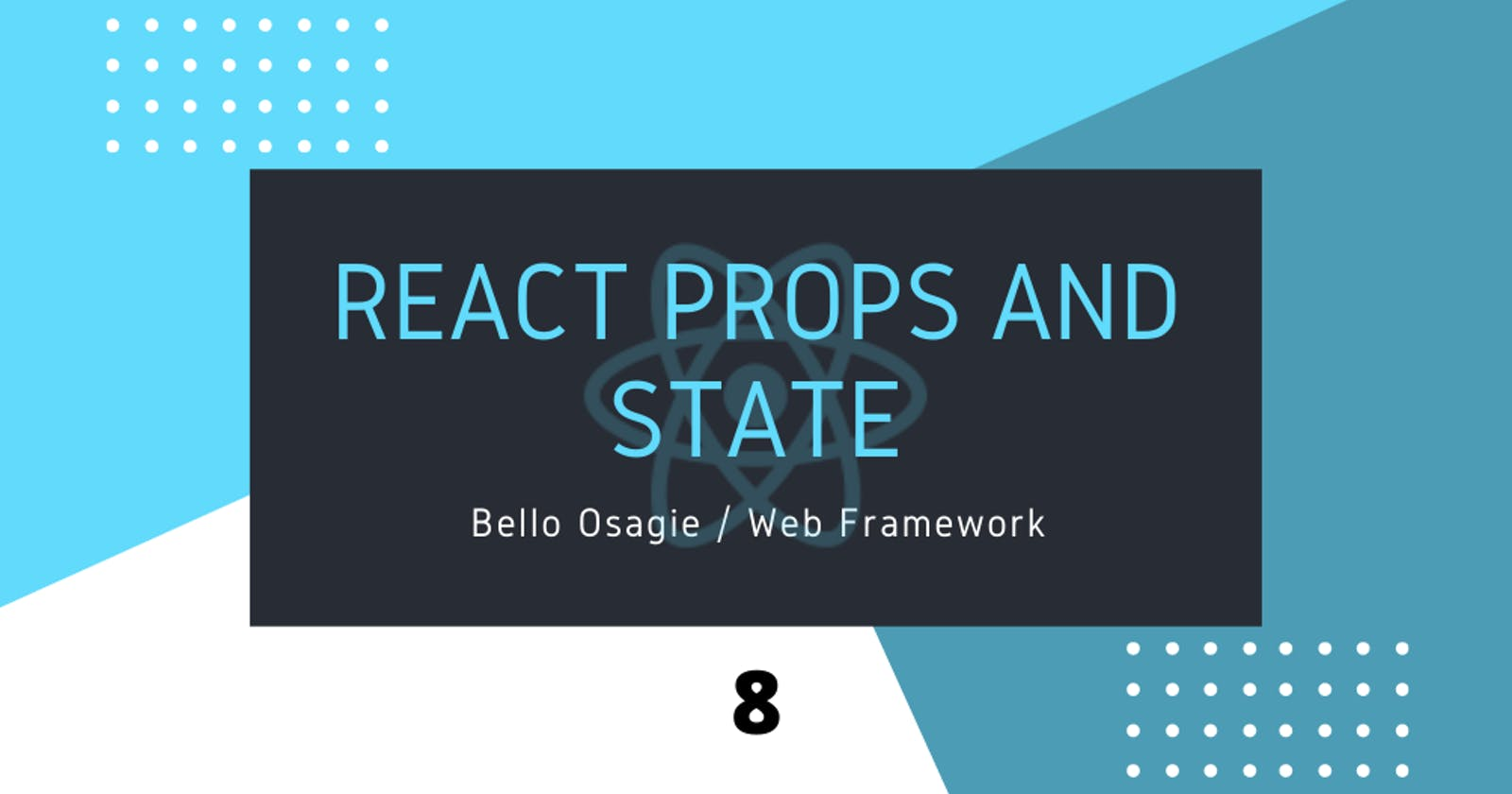 React Props and State