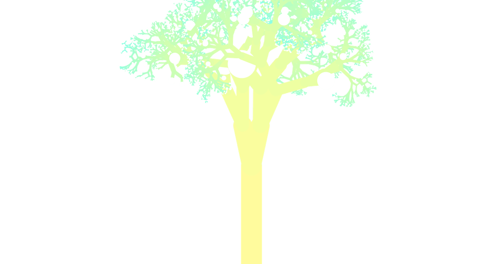 Create A Tree Generator (in less than 100 lines of V)