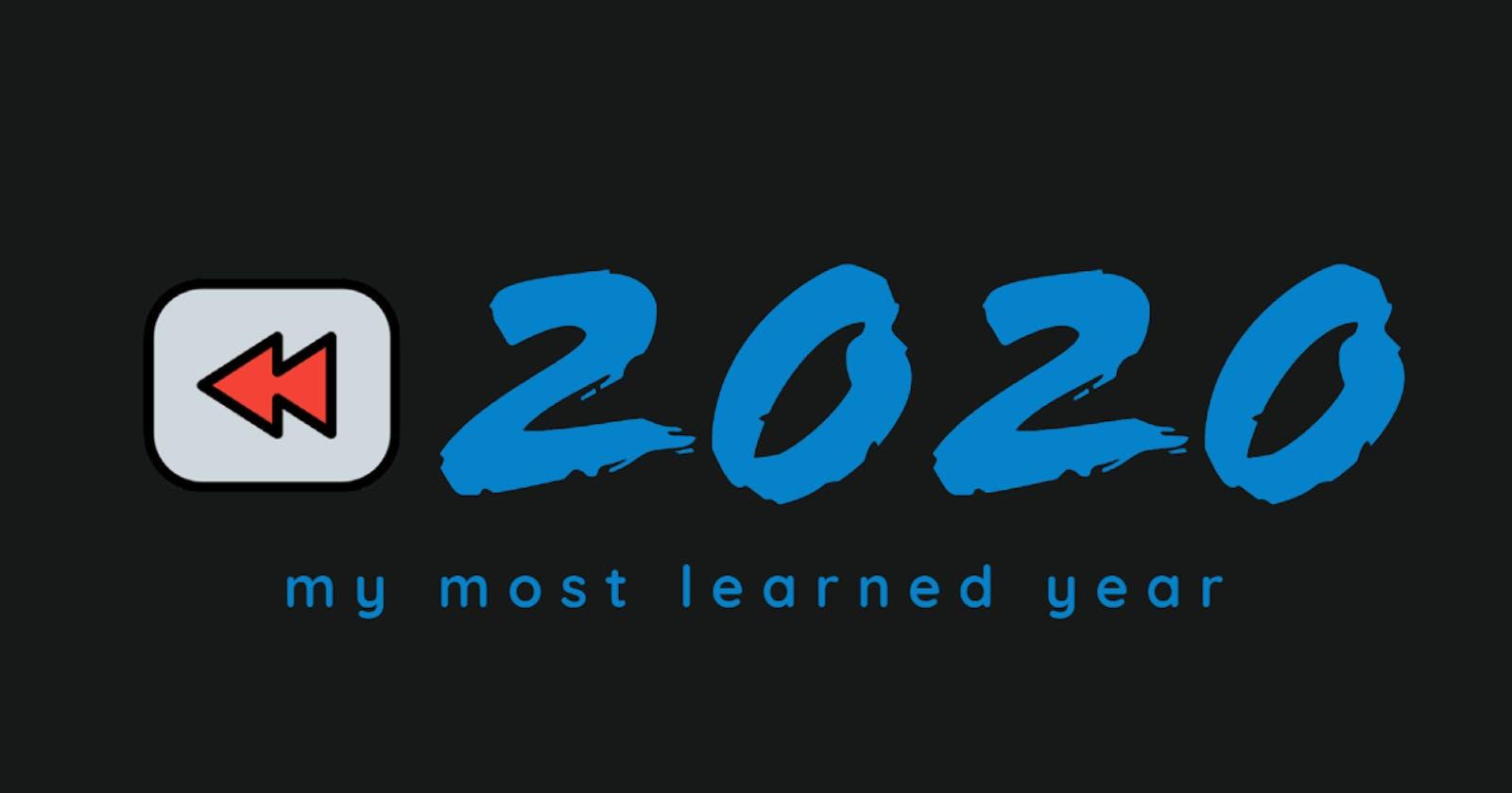 Rewind⏪ 2020..!