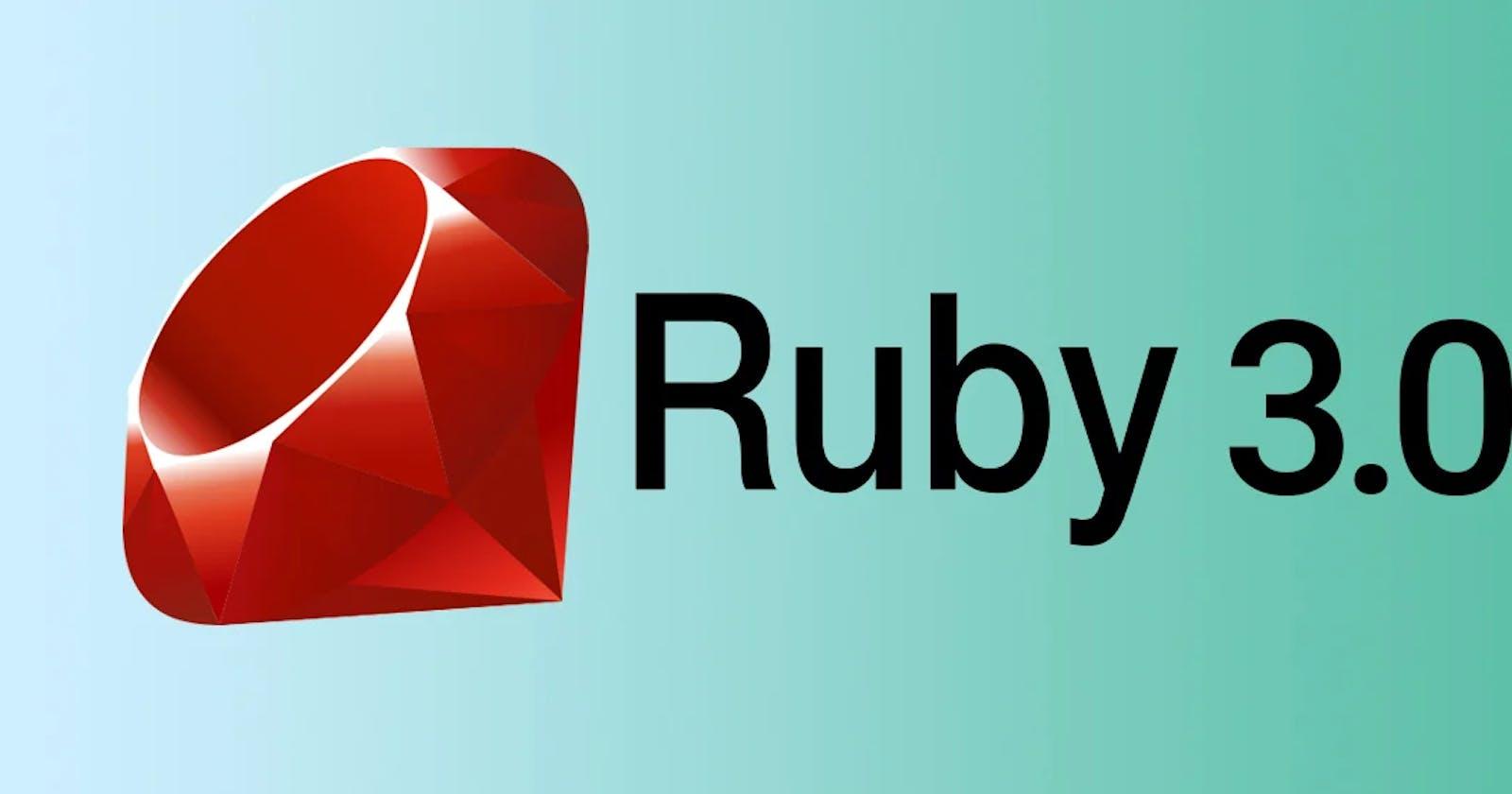 Setting up Ruby 3.0.0 on Windows 10 or WSL2 Ubuntu (updated)