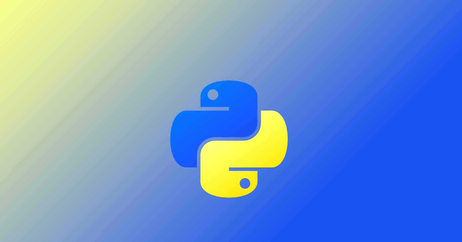 Why I Hate Python