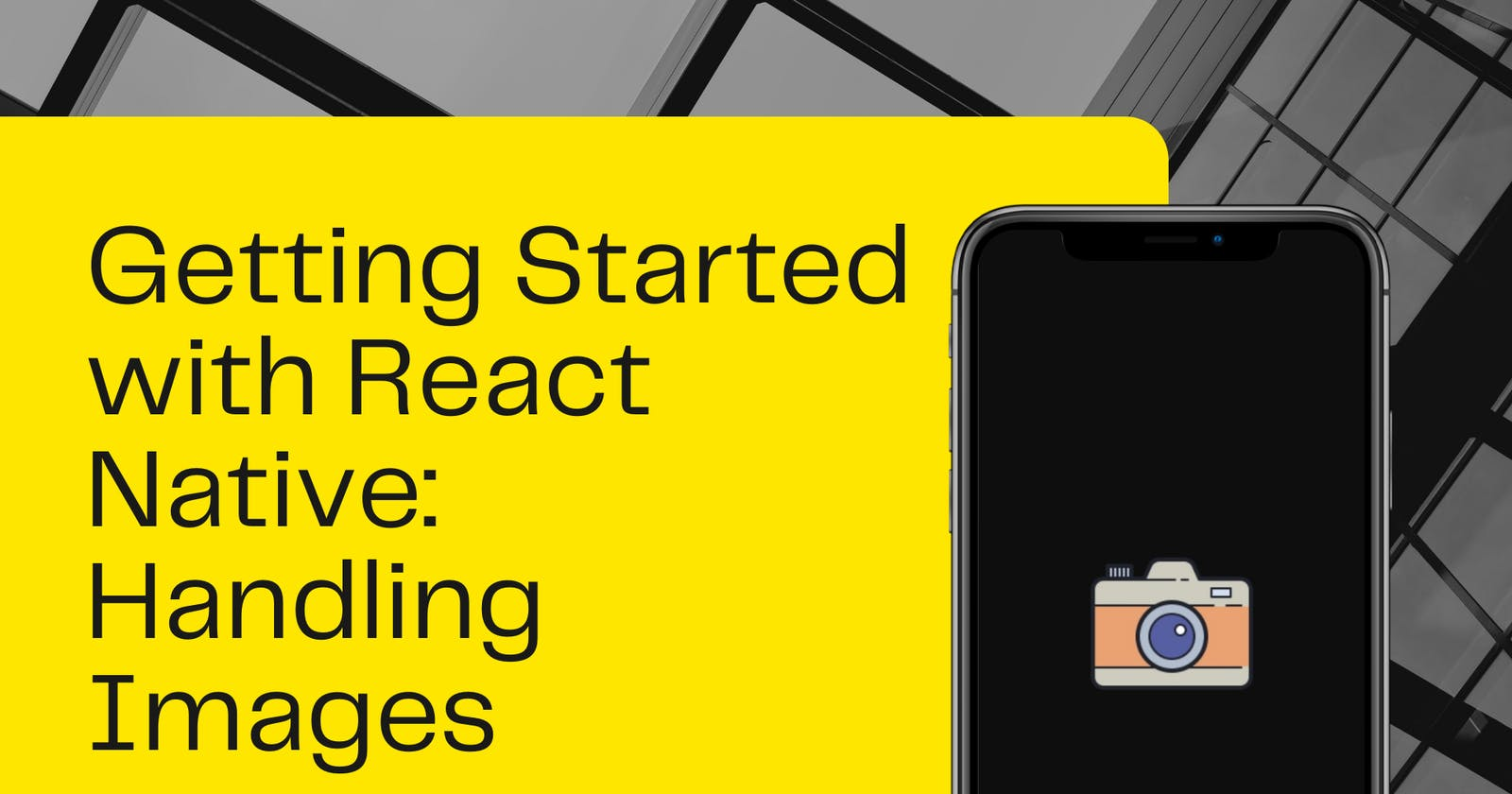 Getting Started with React Native: Handling Images