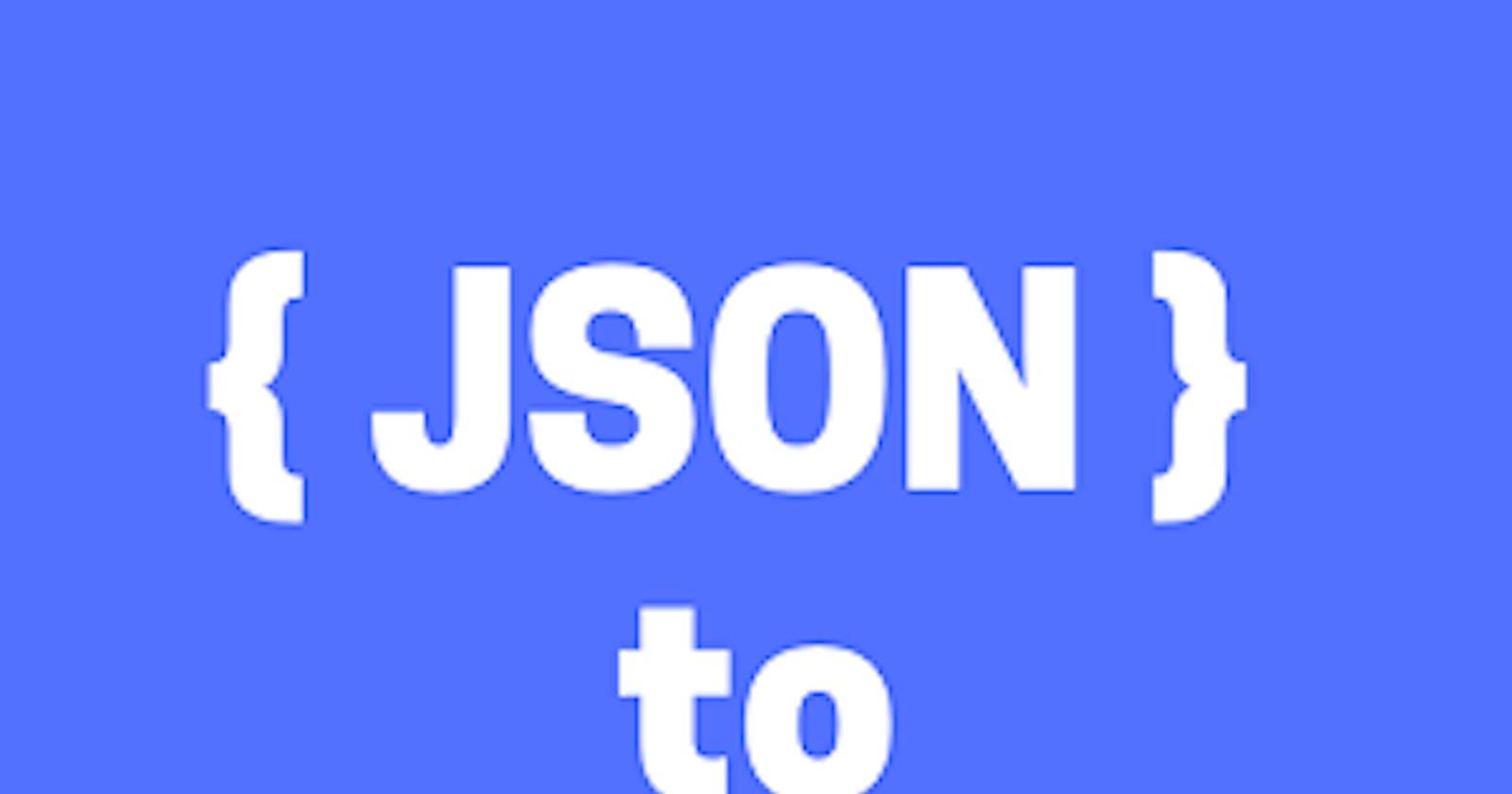 API to JSON Serialization C#