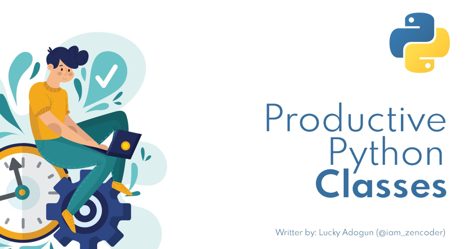 A More Productive Way to write Python Classes