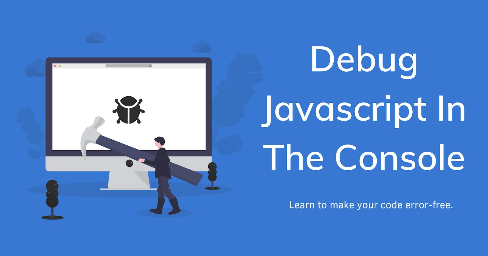 Debug Javascript In The Console