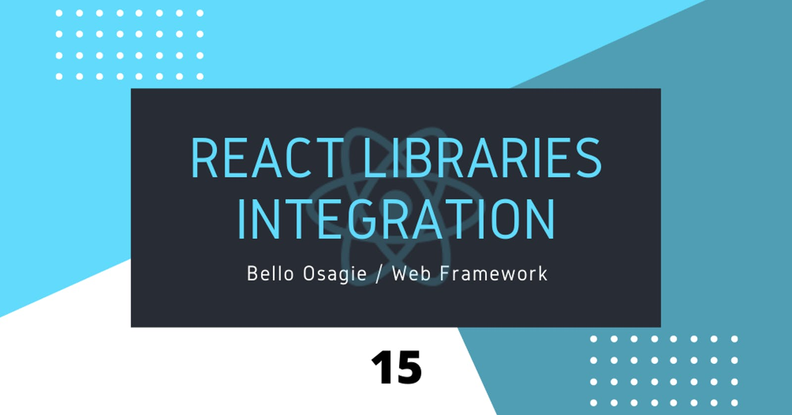 React-Bootstrap Integration