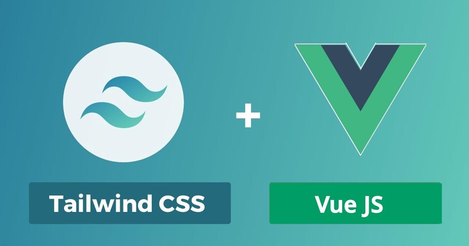 VueJS + Tailwind Basic Modal in 5 mins