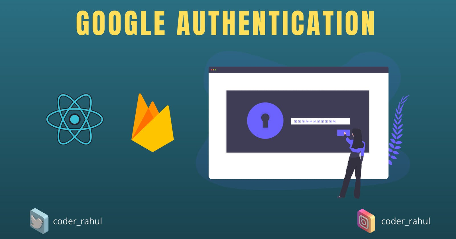 Authenticate users using Google SignIn in a React App