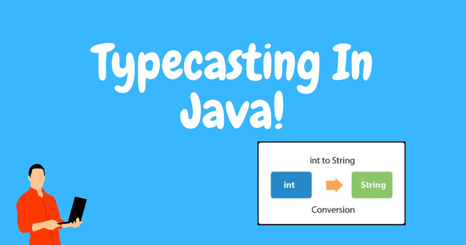 Typecasting In Java