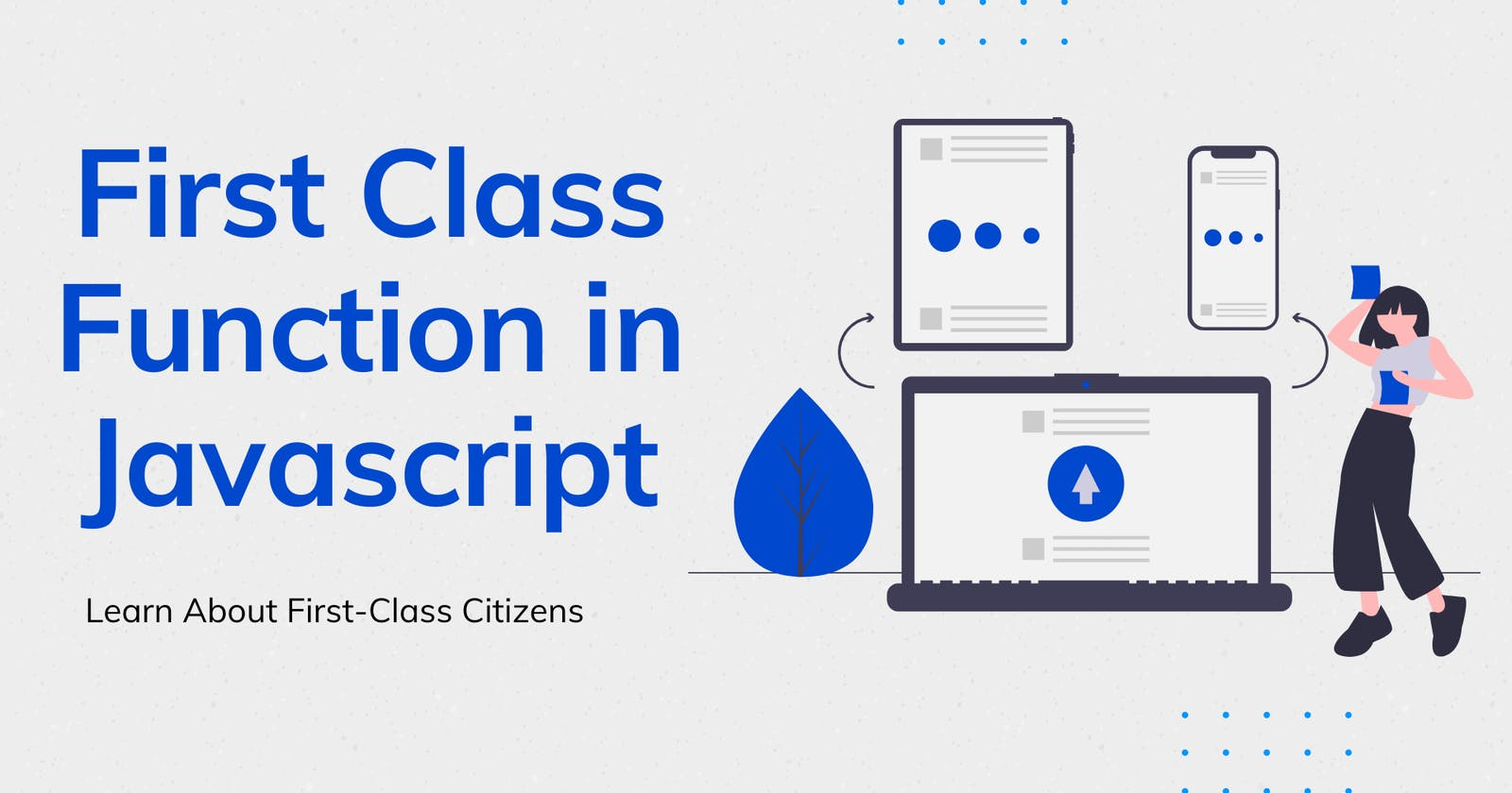 First-Class Functions in Javascript