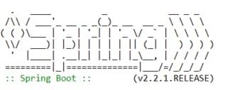 Default Spring Boot Banner