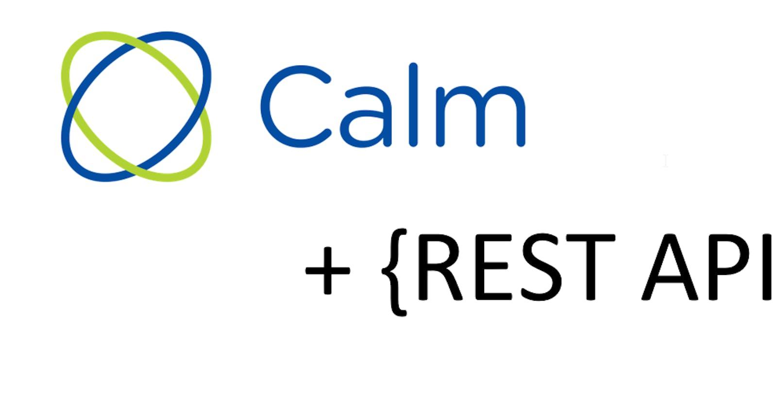 How to launch Nutanix CALM blueprint with REST API