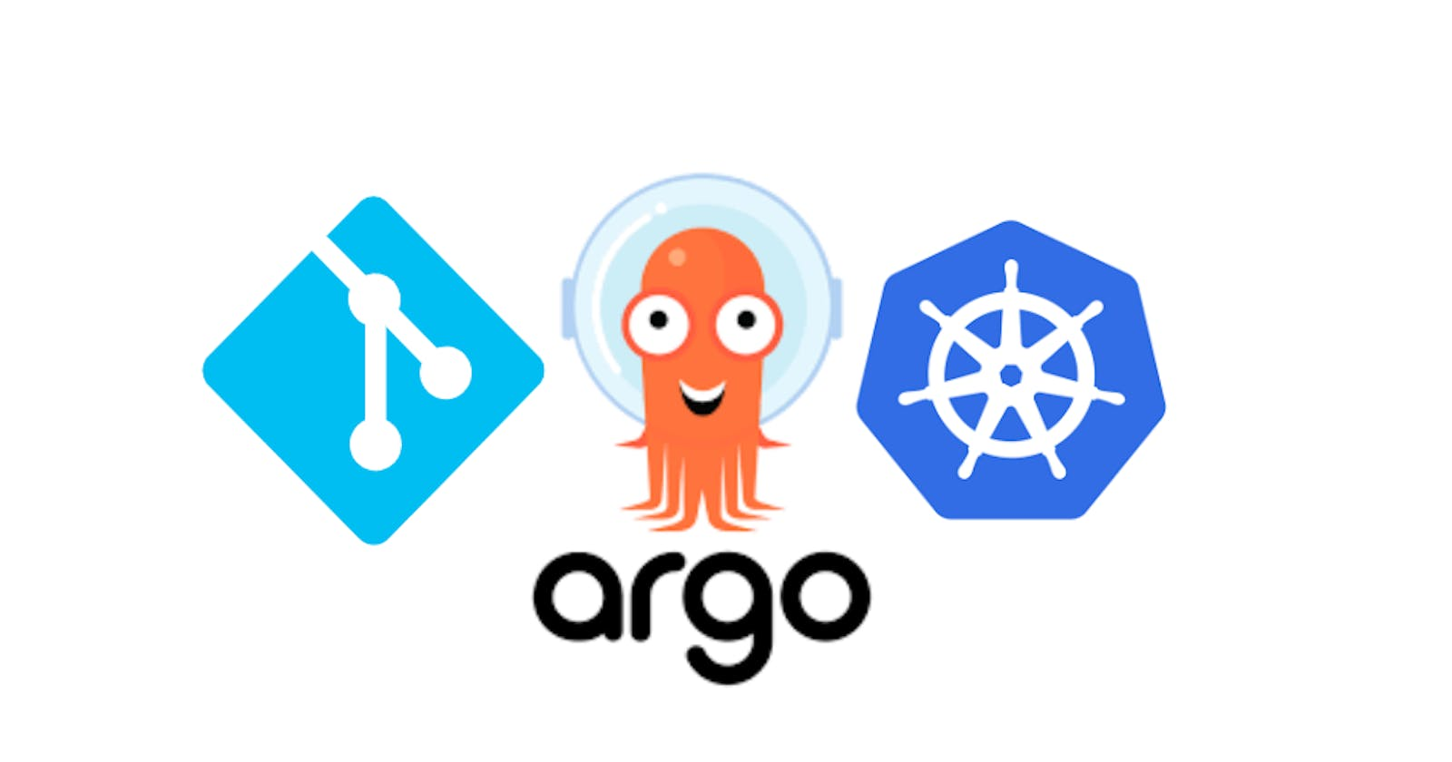 Deploy ArgoCD and a first App on Kubernetes