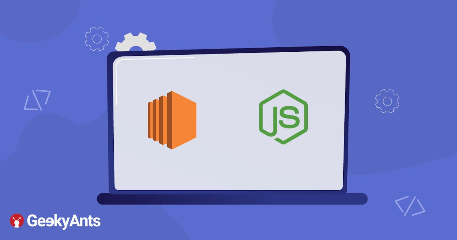 AWS & EC2: Deploying a Node.js application using NGINX and PM2