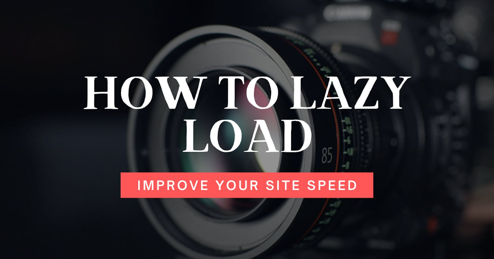 Properly implementing lazy loading