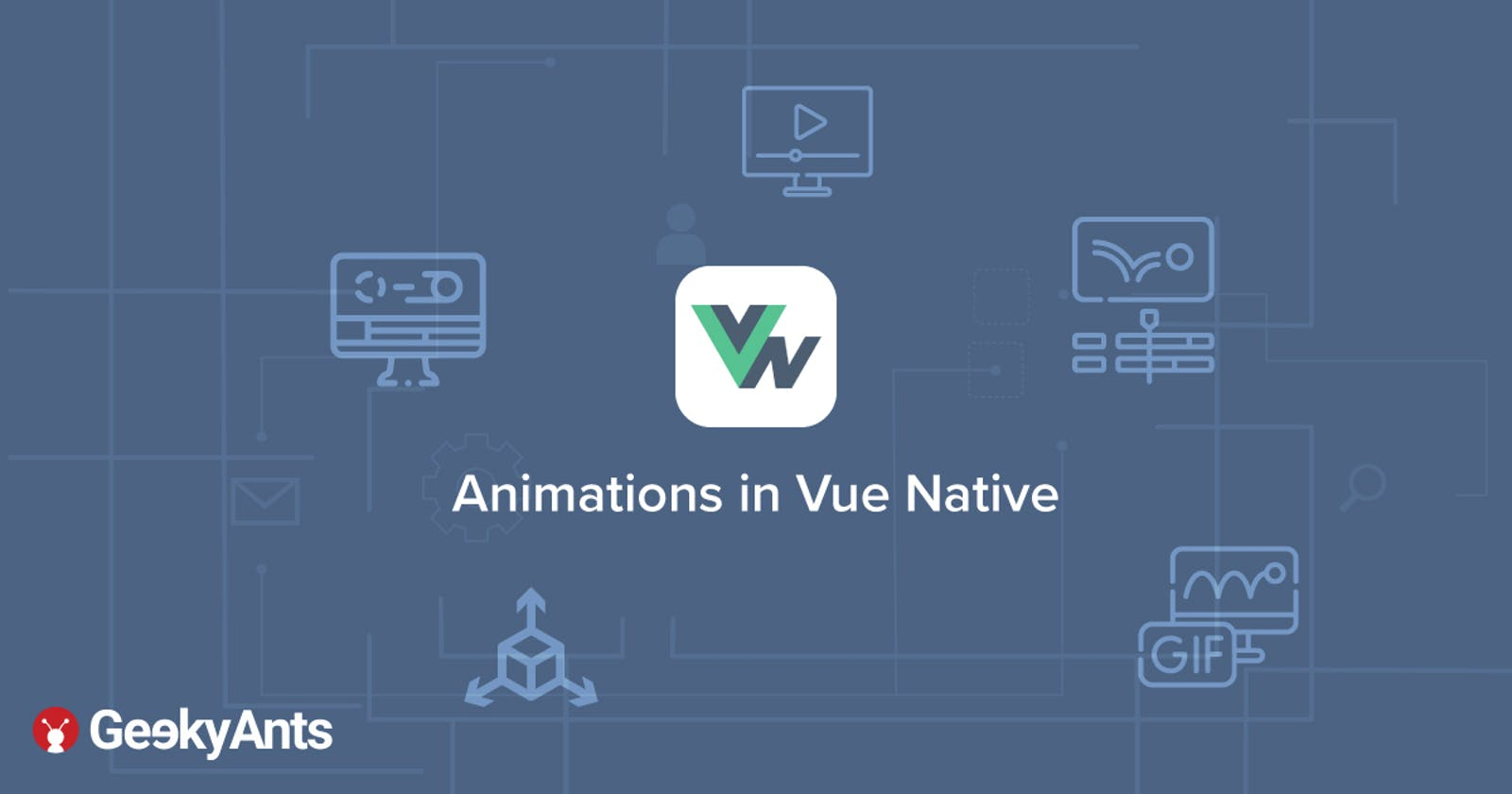 Animations in Vue Native
