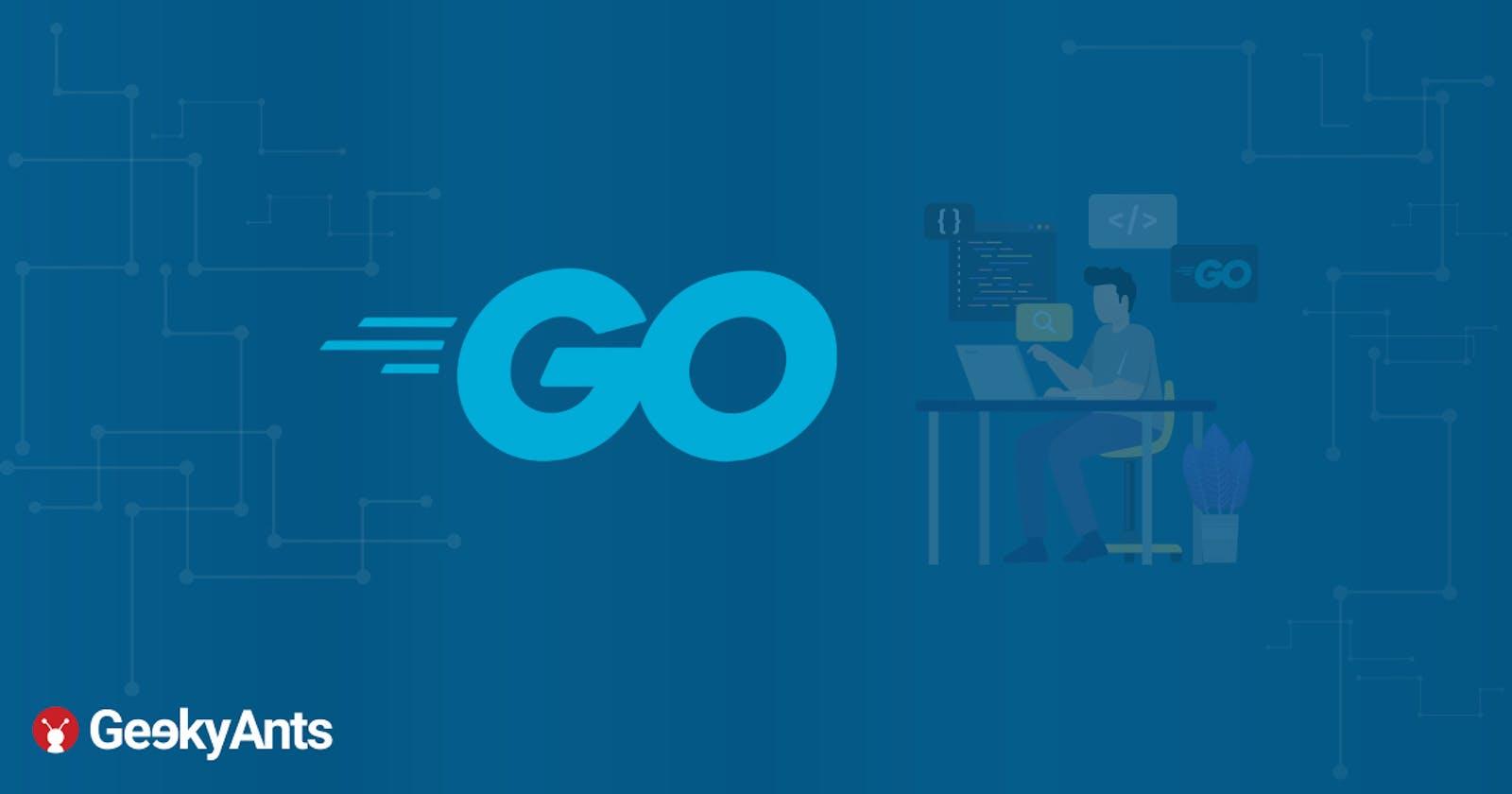 GoLang: The Better Framework