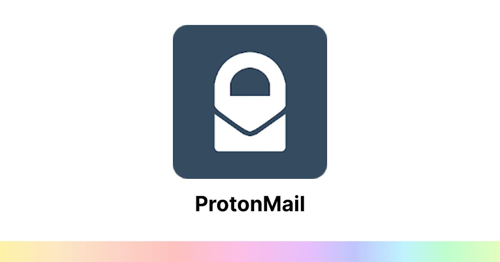 ProtonMail: Un correo enfocado en la seguridad