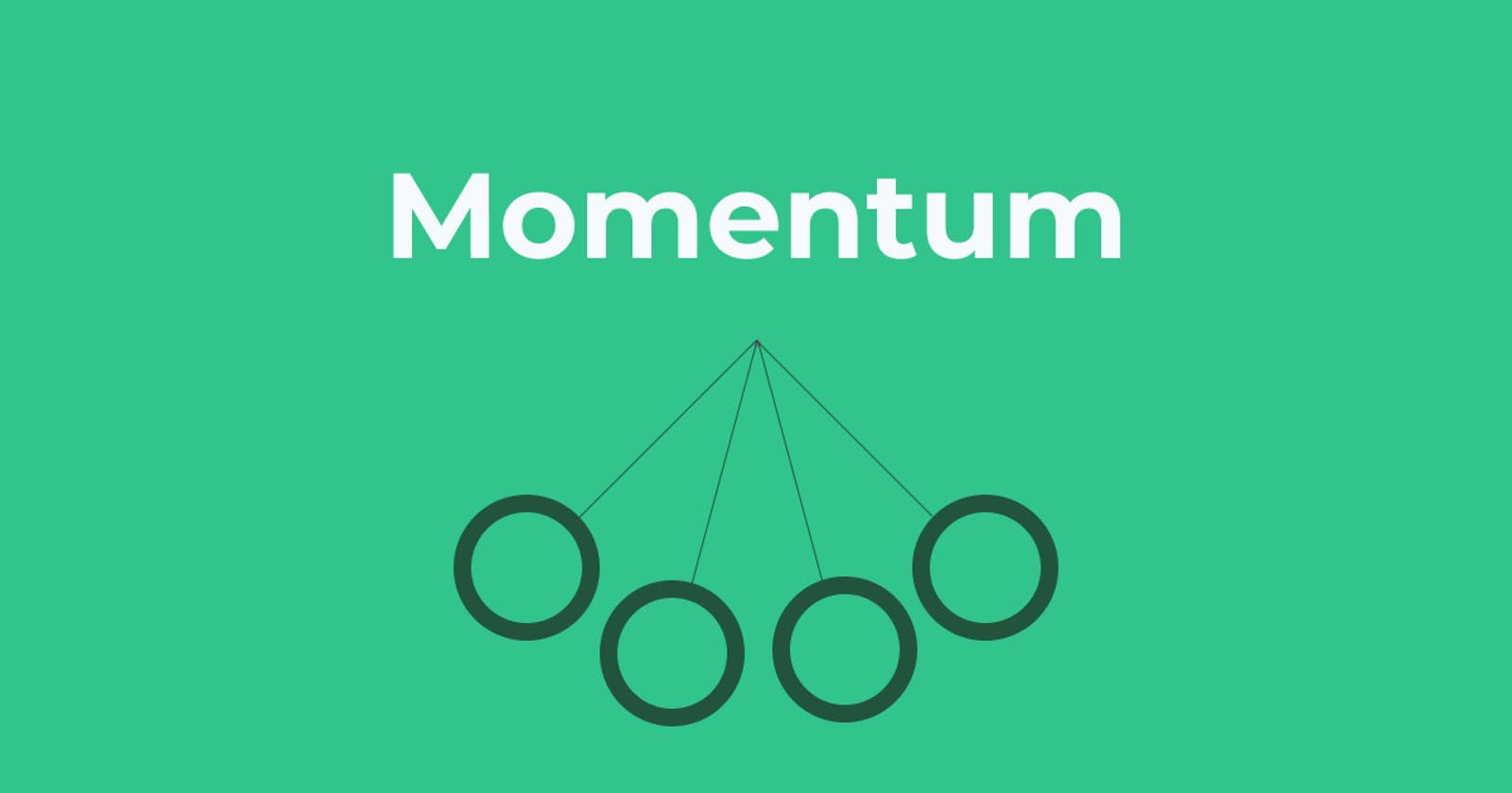 Le momentum : donnez l'impulsion nécessaire à vos objectifs