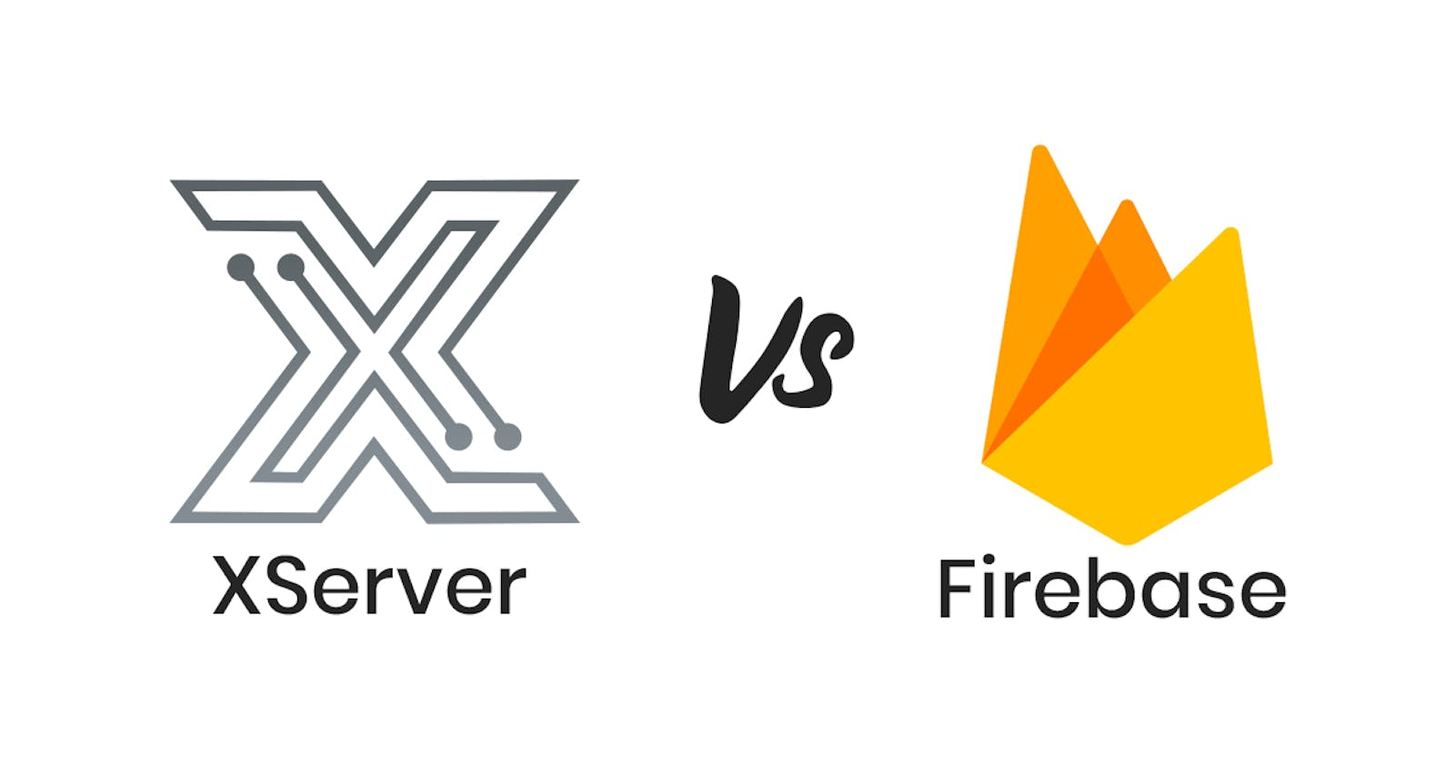 XServer vs Firebase - What are the differences