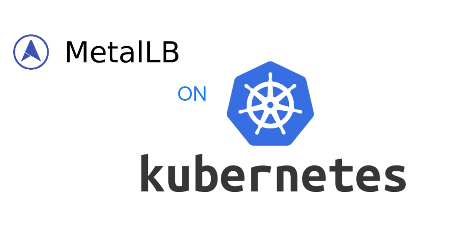 Deploy MetalLB as an on prem load-balancer for your  Kubernetes services