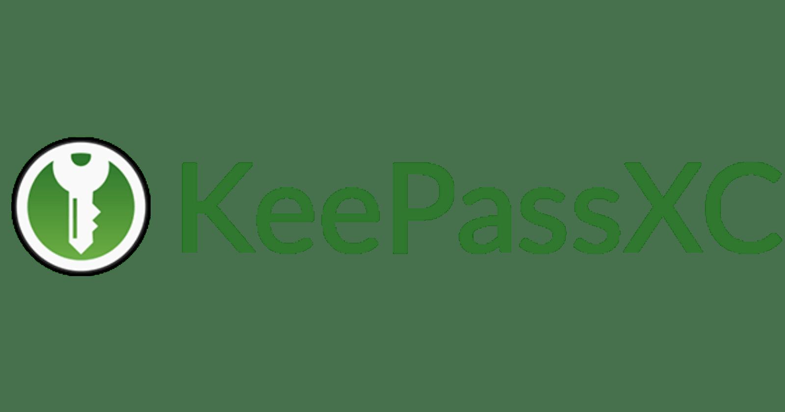 Administrador de contraseñas KeePassXC