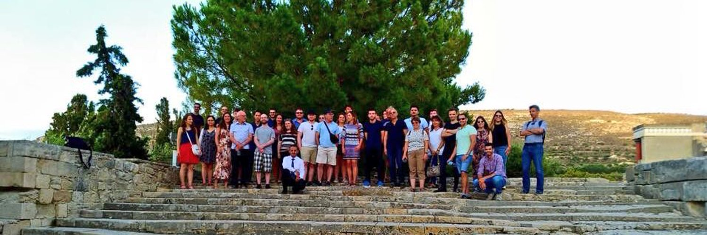 Crete, Greece - 2018 - Erasmus Blended AIM